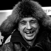 Широкая улыбка :: Людмила Синицына