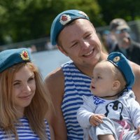 Праздник ВДВ :: Александр Тарасенко