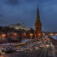 Вечерняя Москва. Фото 9. :: Вячеслав Касаткин
