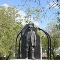 Памятник погибшим шахтерам :: victor Lion