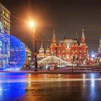 Елочный шарик :: Юлия Батурина