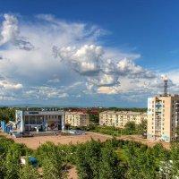 День в Краснокаменске :: Андрей Козлов