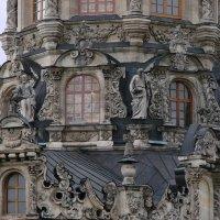 Церковь Знамения Пресвятой Богородицы в Дубровицах. Детали :: Елена Павлова (Смолова)