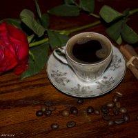 Утренний кофе :: Виктор М