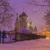 Храм Живоначальной Троицы :: Moscow.Salnikov Сальников Сергей Георгиевич