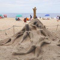 Пляж в Рио. :: Елена Савчук