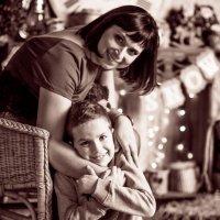 Дурашки с мамой :: Мария Корнилова