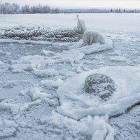 Ледяные скульптуры :: Denis Aksenov