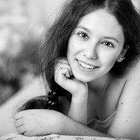 чб портрет :: Сильвия Михеева