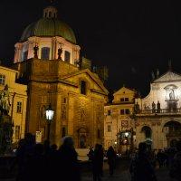 Вечерняя Прага :: Ольга