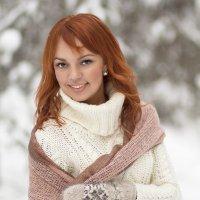 Зимний портрет :: Елена