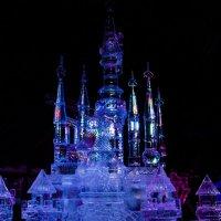 Ледяной замок :: Aнна Зарубина