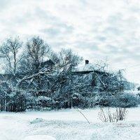 Вот моя деревня.. Вот мой дом родной..) :: Анна Булгакова