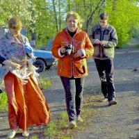 Три поколения. :: Надежда Ивашкина
