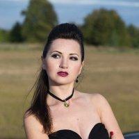 Женщина вамп :: Алена (Творческий псевдоним А-ля Moment)