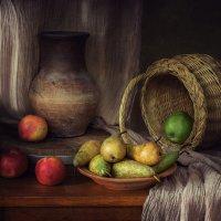 Про яблоки и груши :: Ирина Приходько