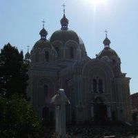 Греко - католический  собор  в  Калуше :: Андрей  Васильевич Коляскин
