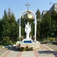 Каплица  Пресвятой  Богородицы  в  Калуше :: Андрей  Васильевич Коляскин