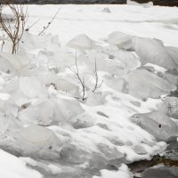 алмазы....ледяные леденцы.. :: Михаил Жуковский