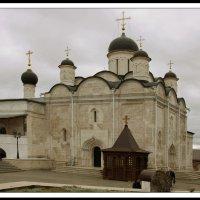 Серпухов.Владычний Введенский женский монастырь. :: Алексей Дмитриев