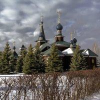весна близко :: Moscow.Salnikov Сальников Сергей Георгиевич
