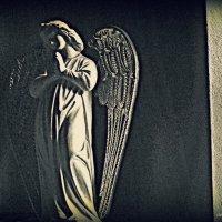 Ангел за углом.... :: Dmitry Chudnovsky