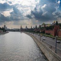 Москва :: Евгений Дольников