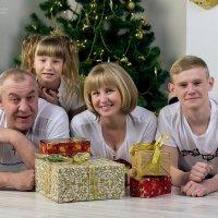 Семья :: Павел Подкорытов