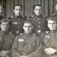 Солдаты Советской Армии. 1951 год :: Нина Корешкова