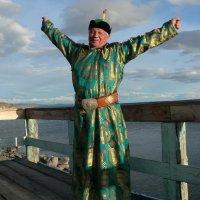 Эх, хорошо быть управдомом...  В Монголии! :: Константин Огнев