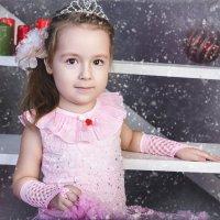 маленькая принцесса :: Мария Дергунова