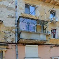 Квартира в Никополе, где я жил летом в юношестве :: Владимир Котиковский