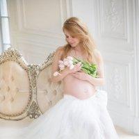 Красивая беременность :: Александра Капылова