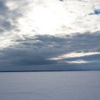 Сквозь облака :: Эльвира Сагдиева