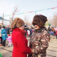 На празднике содружества  Казахстан :: Николай Сапегин