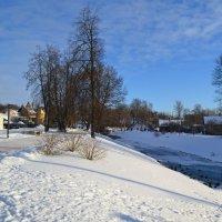 Зимняя зарисовка. :: zoja