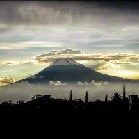 Вулкан Popocatepetl :: Elena Spezia
