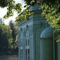 Домик на воде-2 :: Ирина Шурлапова