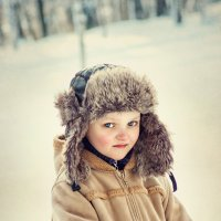 Сказки зимнего леса :: Ирина Цветкова