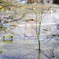 Наводнение. :: Виктор Орехов