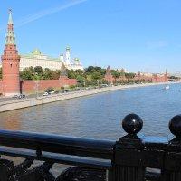 Московский Кремль. :: vadimka