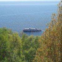 А далеко внизу, волна.... :: Tatyana Kuchina