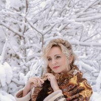 "Photo project ""Russian Beauty"". :: Ludmila"