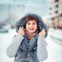 Волшебная зима :: Алла Мещерякова