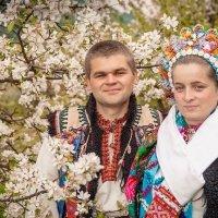 Карпатське весілля :: Степан Карачко
