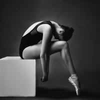 Балерина :: Александр Иванов