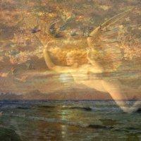 Богиня утренней зари :: Лара Амелина