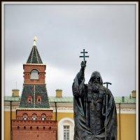 Памятник Священномученику Ермогену Патриарху Московскому и Всея Руси :: Михаил Малец