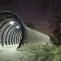 зимой портал в лето недоступен... :: Николай Дони