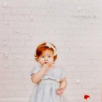 Рыжая куколка :: Ксюша Богомолова